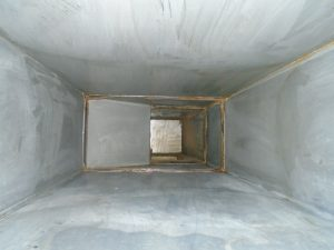 After - Ducting